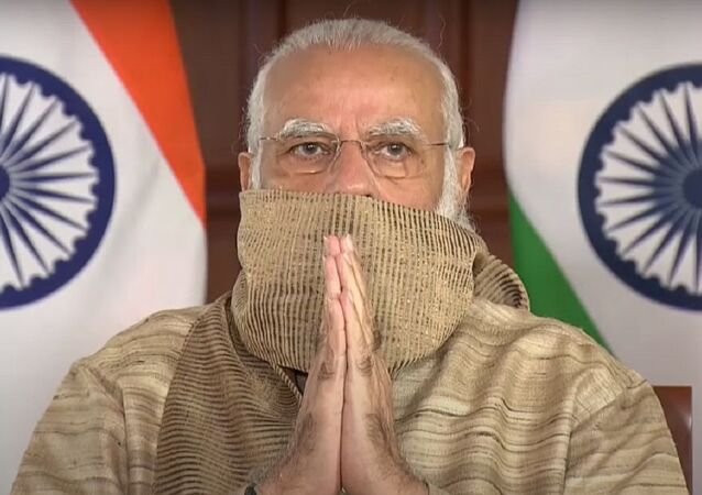PM Modi inaugurates Durga Puja Pandal in West Bengal
