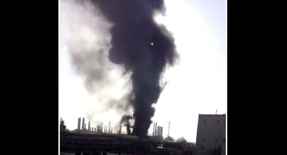 Explosions Resumed in Iran, Now at Khormosi Petrochemical Company (Bandar-e Emam)