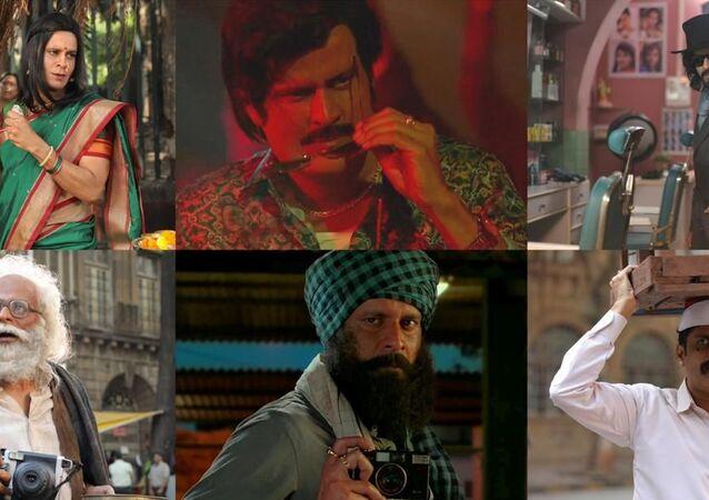 Screenshots from the Suraj Pe Mangal Bhari movie