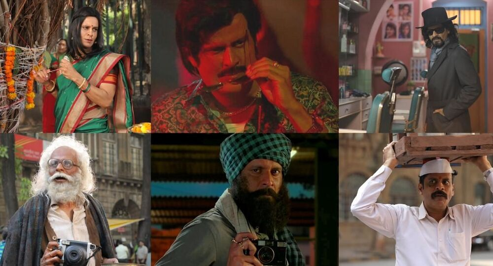 Screenshots from the Suraj Pe Mangal Bhari movie