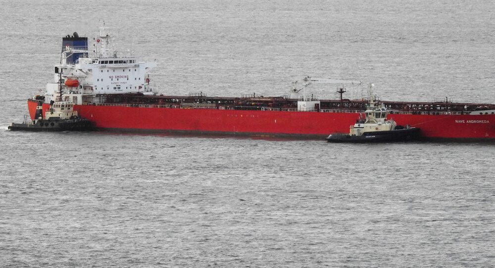 Tanker stowaways: Seven detained off Isle of Wight