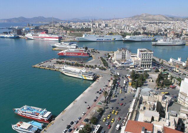 Port of Piraeus