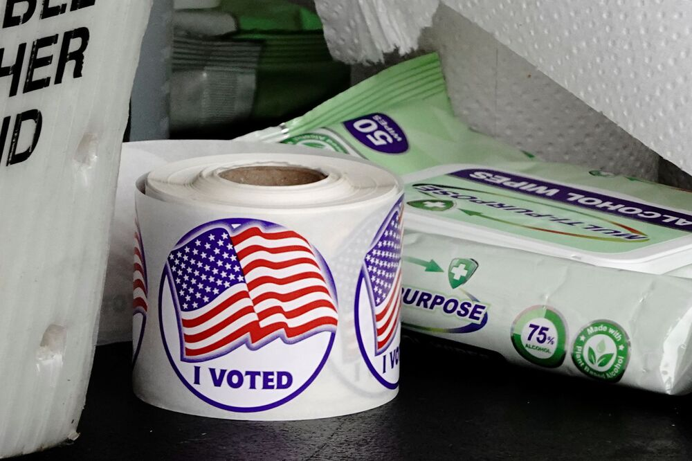 Voting in the Age of COVID-19: Americans Cast Early Ballots in Presidential Election