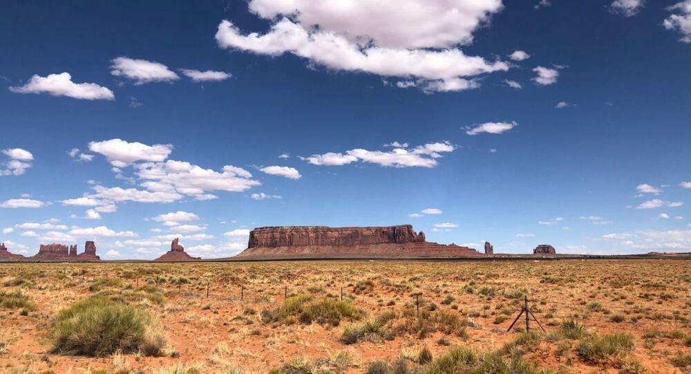 Native Americans lands