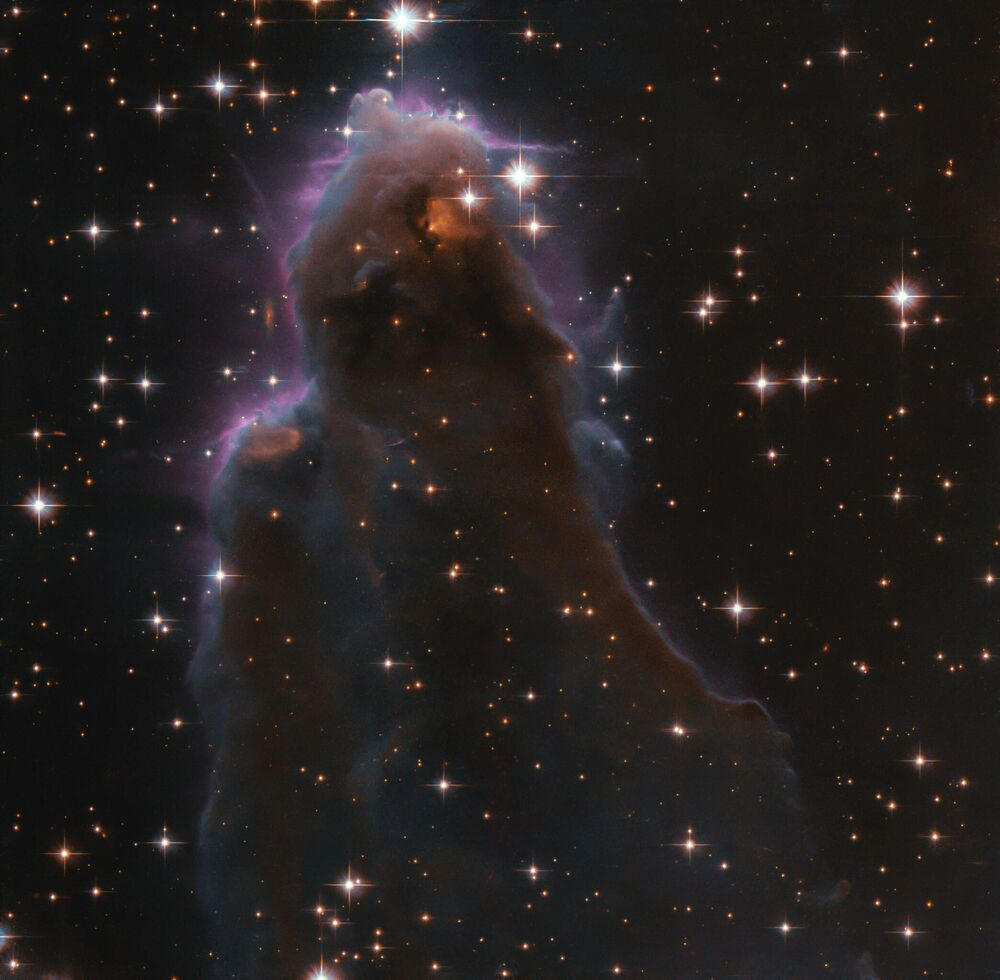 A cosmic object dubbed J025157.5+600606 in the constellation Cassiopeia.