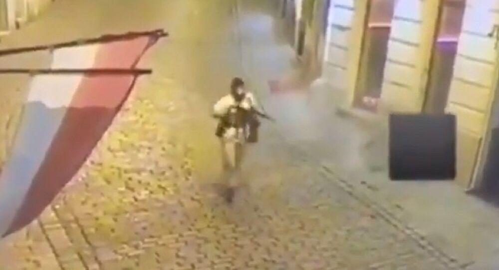 Vienna terror attacker