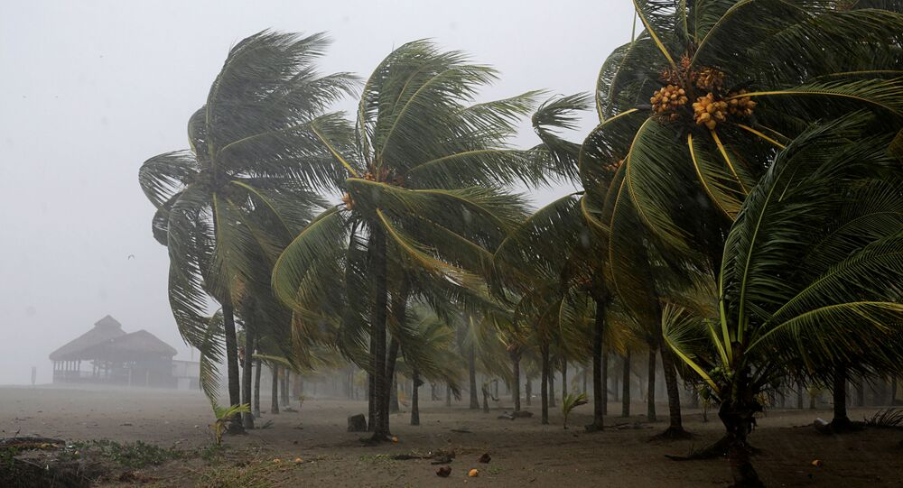 Extremely risky  Hurricane Eta makes landfall in Nicaragua