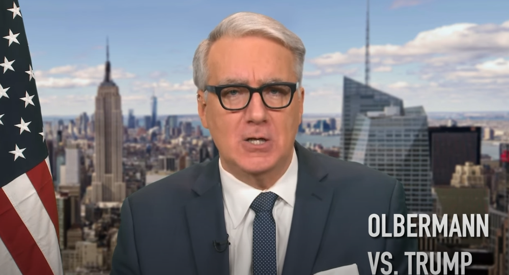 Olbermann vs. Trump #19 - In Brief - Trump's Planned Live Television Coup