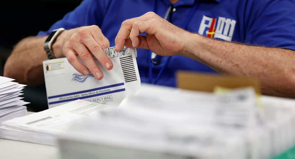 Mich. postal worker claims late ballots stamped with November 3 postmark