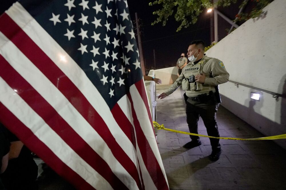 Post-Election Protests Flare Up in US