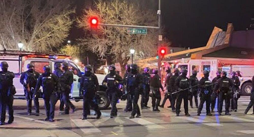 Denver Protests, 4 November 2020