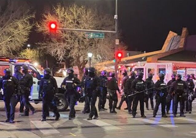 Denver Protests, 4 November 2020
