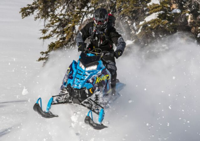 Polaris 2020 snowmobile