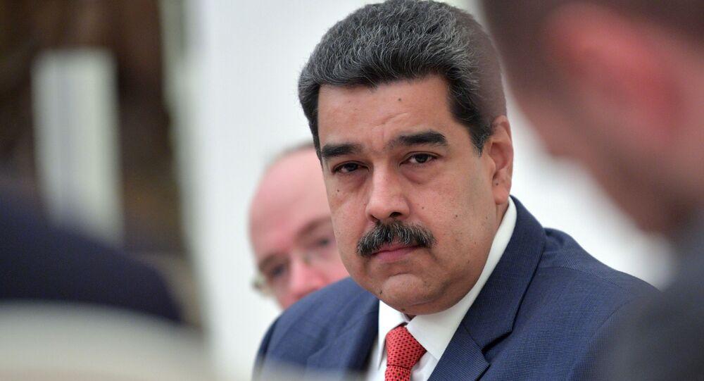 Venezuelan President Nicolas Maduro. File photo.