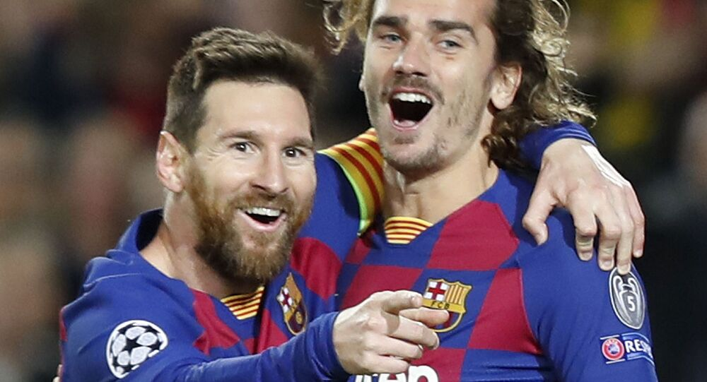 LaLiga: Messi not happy with Griezmann's arrival - Eric Olhats