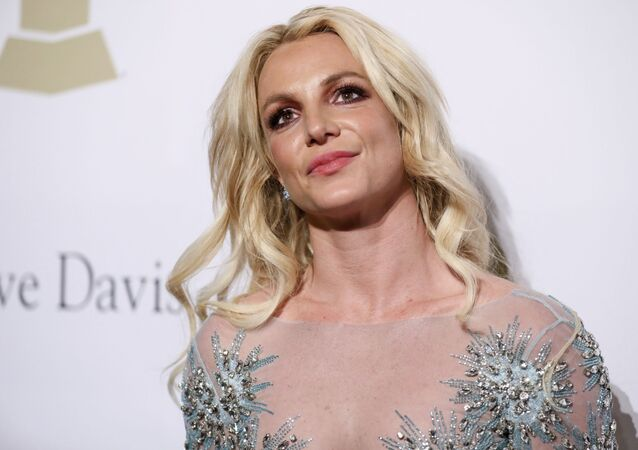 Britney Spears attends the Clive Davis and The Recording Academy Pre-Grammy Gala at The Beverly Hilton Hotel on Saturday, February 11, 2017, in Beverly Hills, Calif