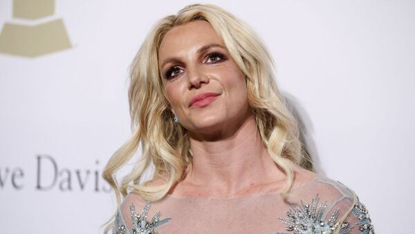 Britney Spears attends the Clive Davis and The Recording Academy Pre-Grammy Gala at The Beverly Hilton Hotel on Saturday, February 11, 2017, in Beverly Hills, Calif - Sputnik International