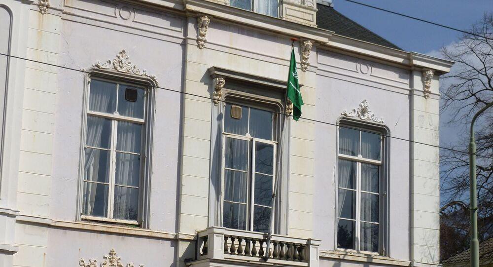 Embassy of Saudi Arabia, The Hague
