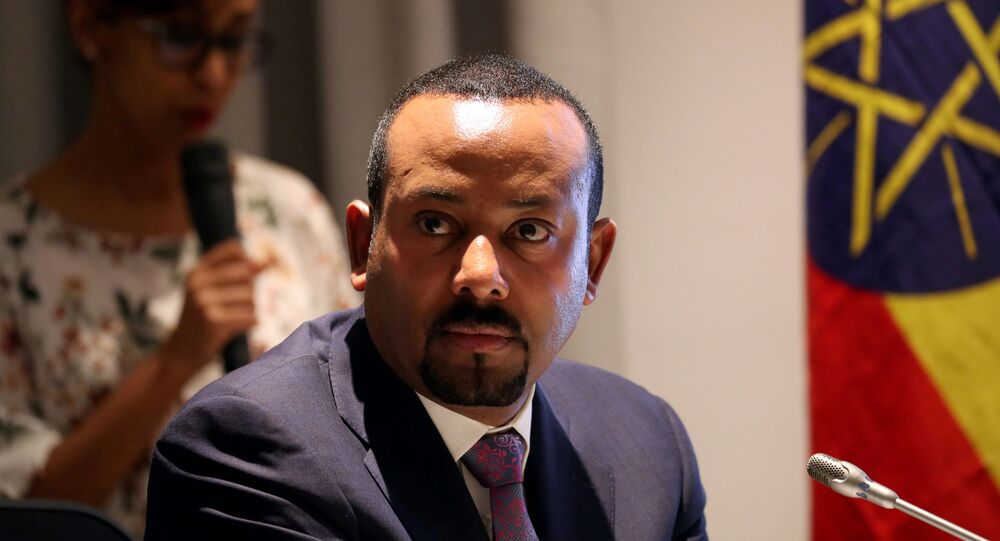 Ethiopia Tigray crisis: PM Abiy Ahmed accuses Tigrayan troops of massacre