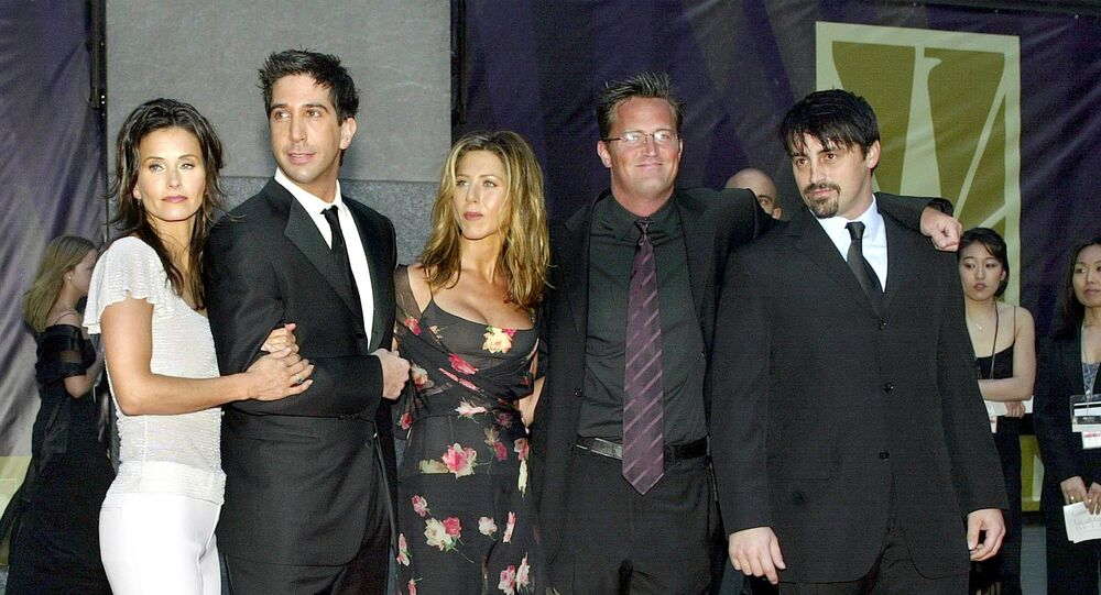 'Friends' reunion special to film in March