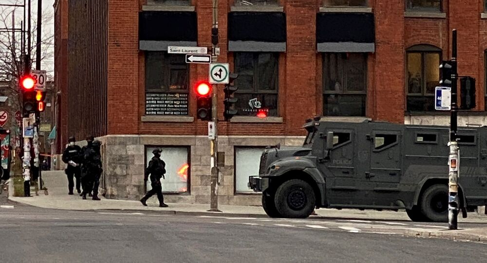 Police surround Ubisoft office in Montreal in possible hostage situation