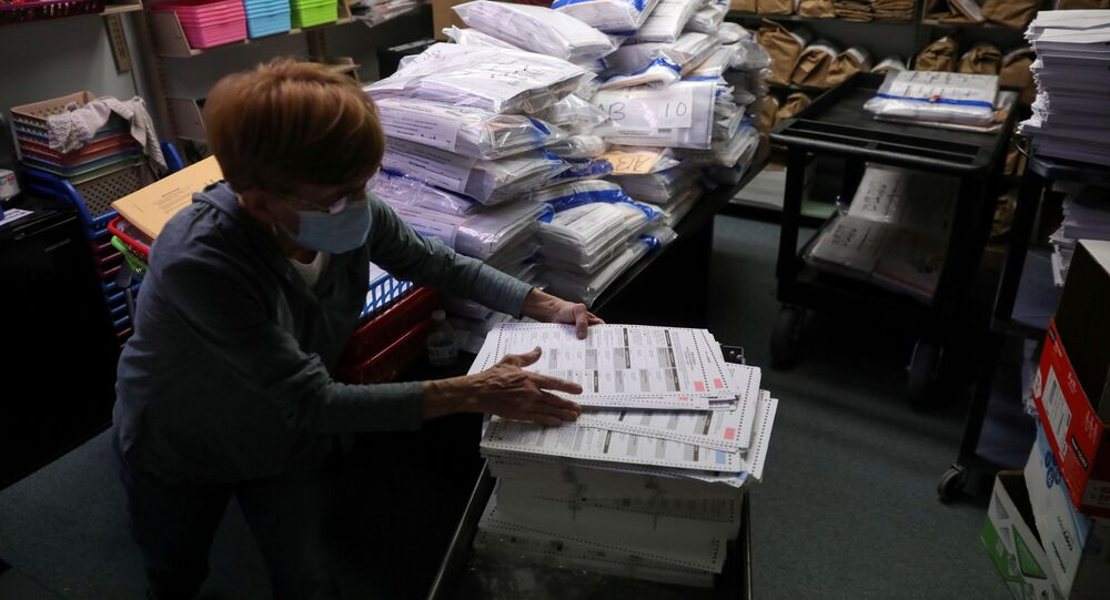 Uncounted votes found in Floyd County