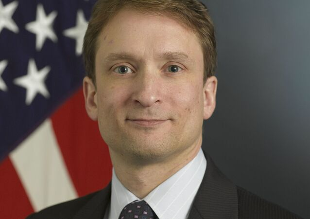 Peiter Zatko, widely known by his hacker handle Mudge, is seen in this undated U.S. federal government photo. U.S. federal government