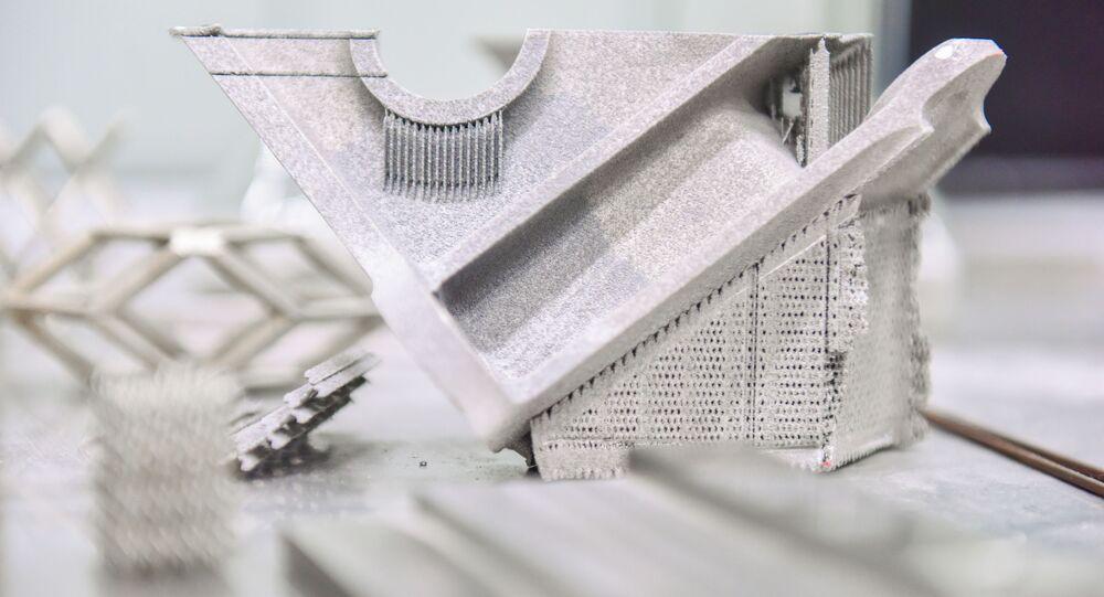 3D printing aerospace composites