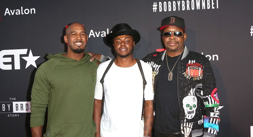 Singer Bobby Brown's son found dead at Los Angeles home