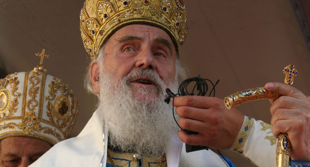 Serbian Orthodox Church Patriarch Dies From COVID-19
