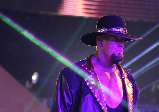 WWE champion The Undertaker