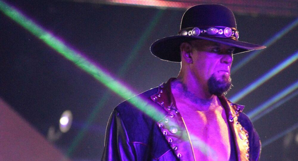 WWE champion The Undertaker