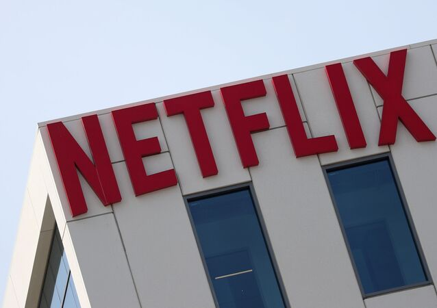 The Netflix logo is seen on their office in Hollywood, Los Angeles, California, U.S. July 16, 2018