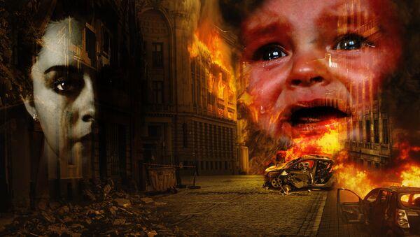 Stop terror   - Sputnik International