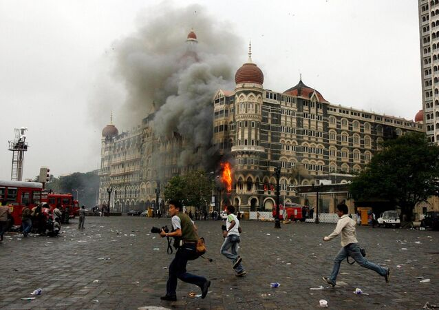 The Taj Mahal Palace hotel in Mumbai was ravaged by fire, gunshots and grenade explosions during the 2008 terrorist attacks