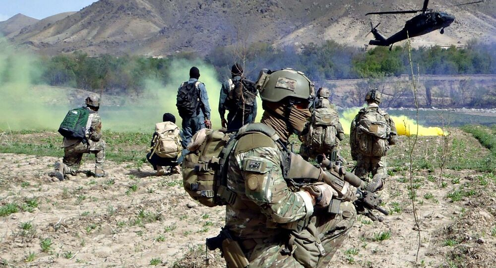Australia alleges military carried out unlawful killings in Afghanistan