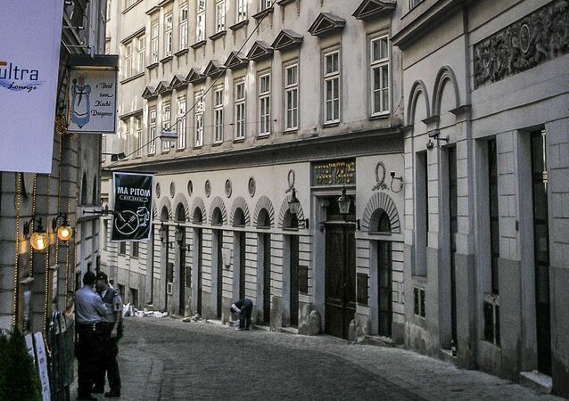 Stadttempel Vienna