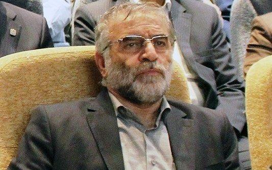 Mohsen Fakhrizadeh.
