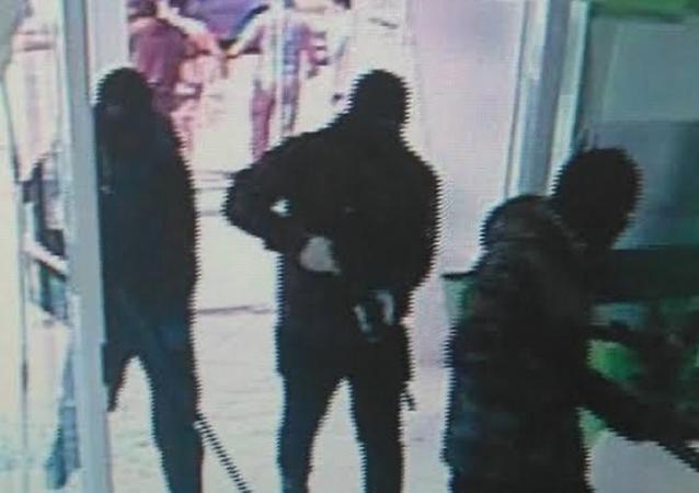 Dozens of Bandits Seize Brazilian City, Rob Bank