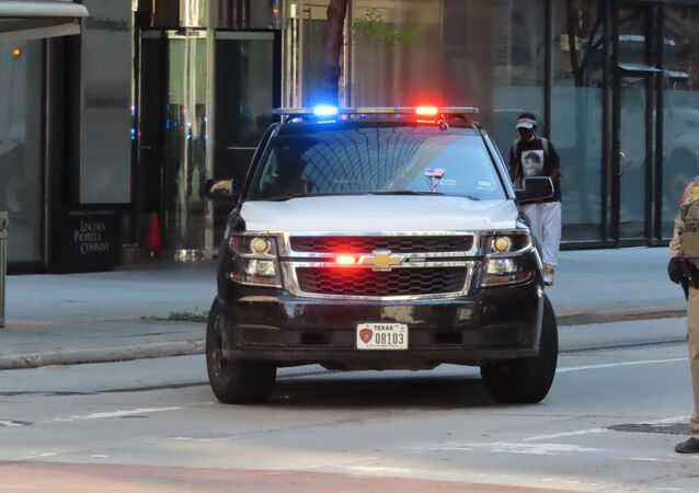 Texas DPS Chevy Tahoe