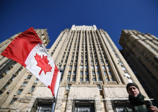 Ambassadors of those countries that expelled Russian diplomats summoned to the Russian Foreign Ministry