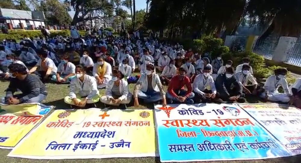 Madhya Pradesh Pharmacist Association calls for indefinite strike against job losses in Bhopal