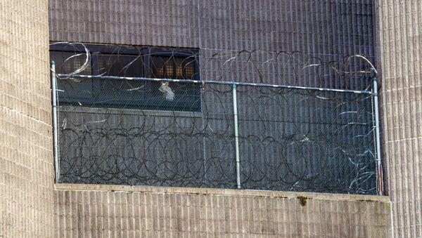 The Metropolitan Correctional Center where financier Jeffrey Epstein was being held, on August 10, 2019, in New York. - Sputnik International