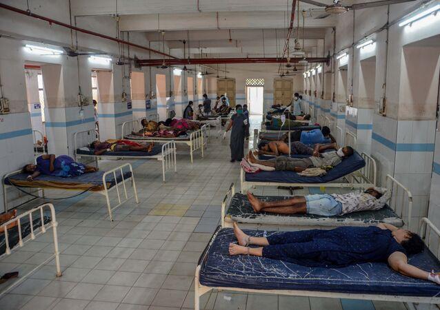 King George Hospital in Visakhapatnam (File)