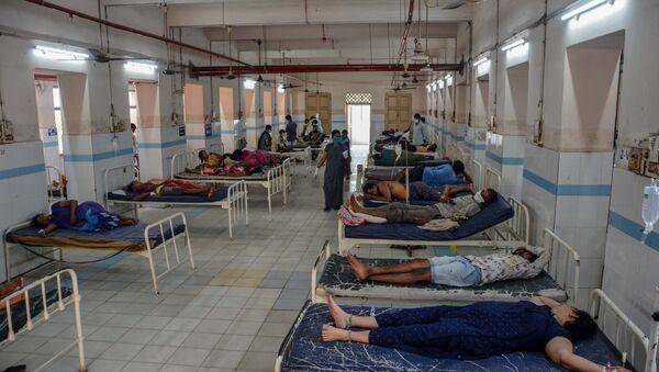 King George Hospital in Visakhapatnam (File) - Sputnik International