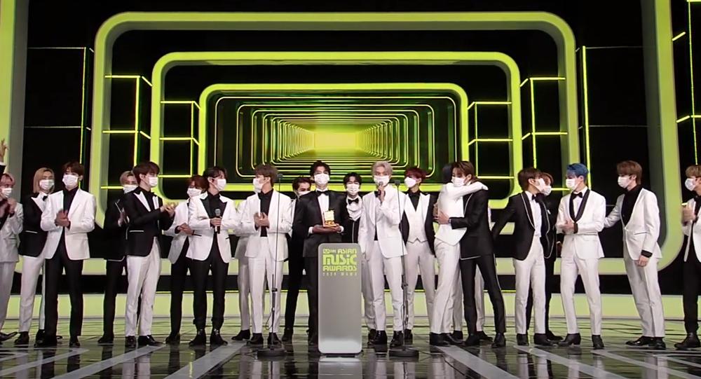 SM Entertainment's NCT at MAMA 2020