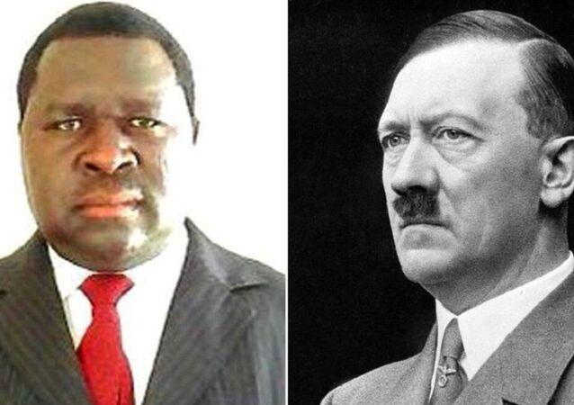 Adolf Hitler Uunona/Adolf Hitler
