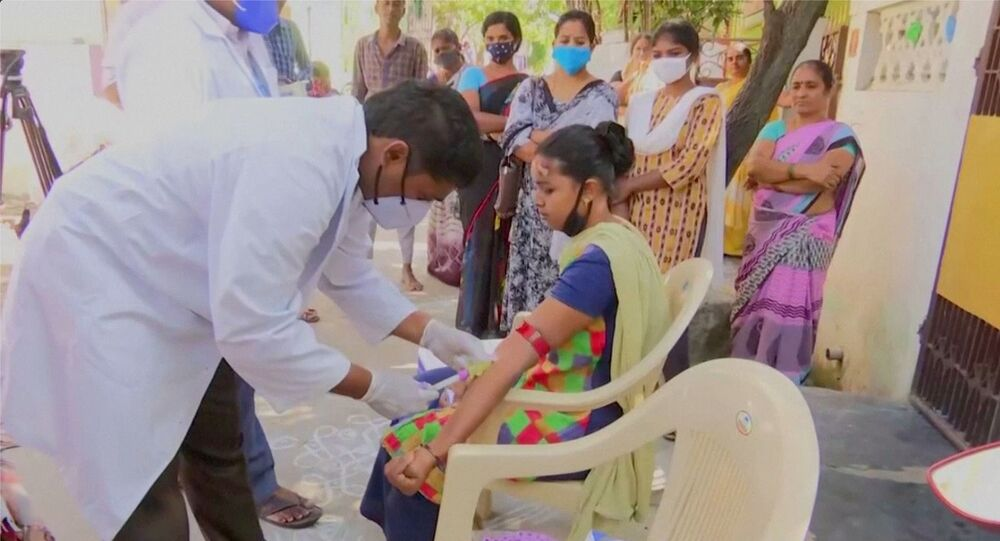 Mysterious illness in India has hospitalised over 500 people