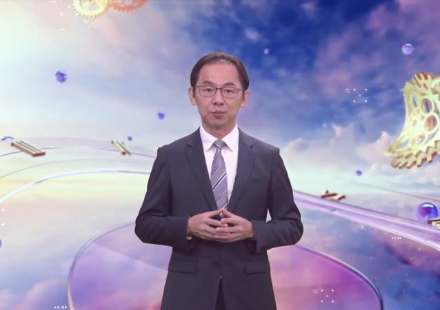 Huawei Ryan Ding
