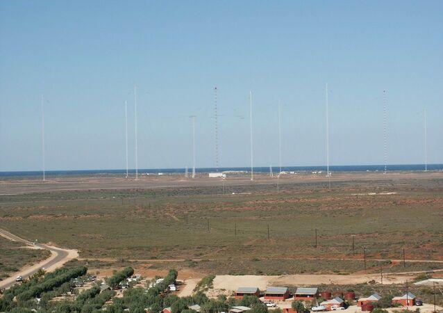 Naval Communication Station Harold E. Holt near Exmouth, Western Australia